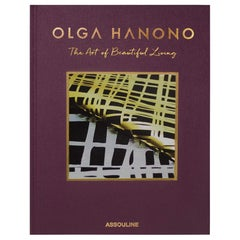 In Stock in Los Angeles, Olga Hanono The Art of Beautiful Living