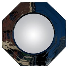 Octagonal Wall Mirror by Christopher Guy