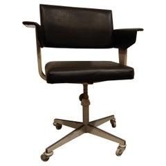 Friso Kramer Revolve Desk Chair Ahrend de Cirkel, 1972