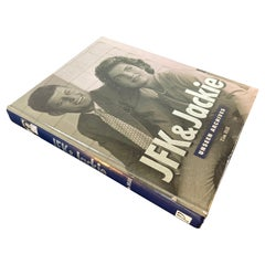 JFK & Jackie Unseen Archives Hardcover Book