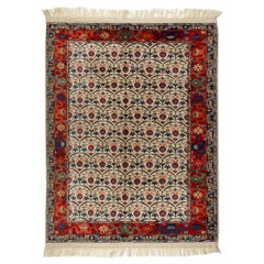 Gorgeous Fine Brand New Turkish Rug, 100% Natural Dyed Wool