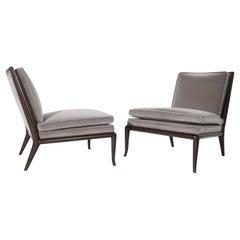 Model WMB Slipper Chairs by T.H. Robjohn-Gibbings, 1950s
