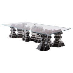 Stalagmite Dining Table by Christopher Duffy for Duffy London