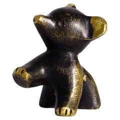 Small Walter Bosse Bear Figurine Around 1950s