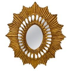 20th Century Sunburst Mirrors