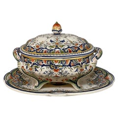 Country Soup Tureens