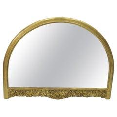 Leon Jallot Demi-Lune Wall Mirror