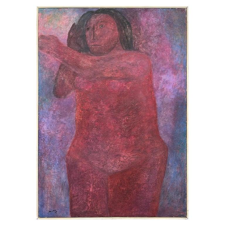 "Jose Munoz Medina 1964 ""Des Nudo"" For Sale"