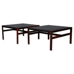 Ole Gjerlov-Knudsen, France & Sons, Rosewood, Danish Modern Coffee Table