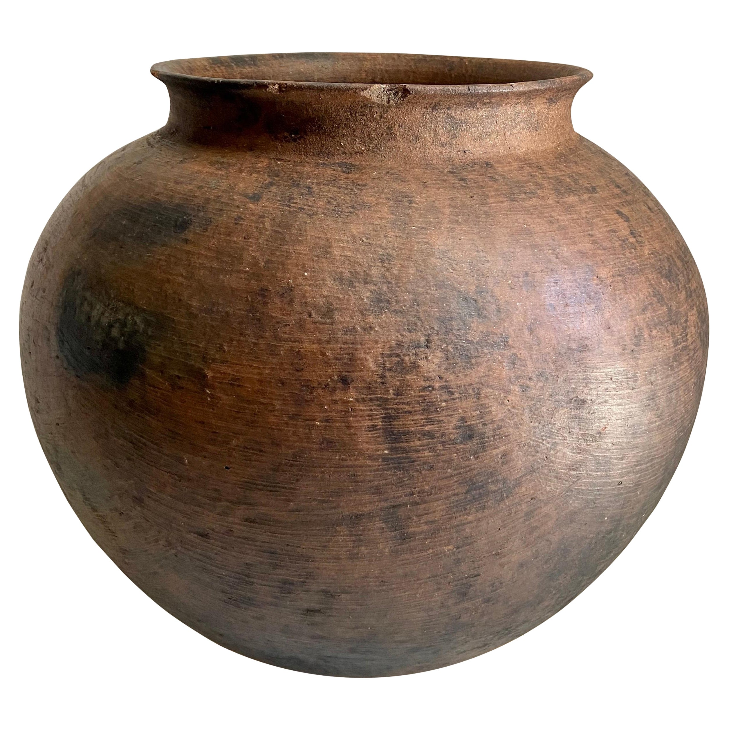 Mid 20th Century Large Water Pot from Mexico