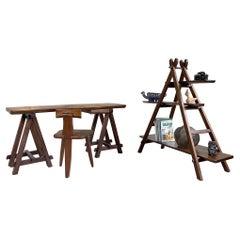 Free-Form Desk Set, 1960