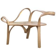 One Seat, Lounge Chair by Raka Studio