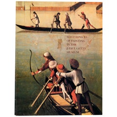 Masterpieces of Painting in the J. Paul Getty Museum, 1st Ed