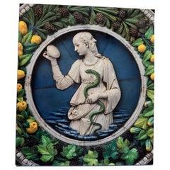 Della Robbia Sculpting with Color in Renaissance Florence, Exhibition Catalog