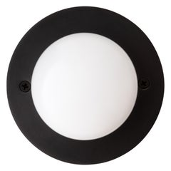 Pillow Flush Mount Blown Glass LED Flush Mount for Wall or Ceiling 'baby'