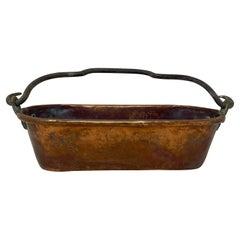 Copper Fish Pot