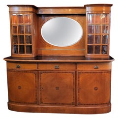 Art Deco Portois and Fix Viennese Buffet Sideboard