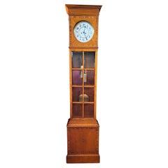 Wood Grandfather Clocks and Longcase Clocks