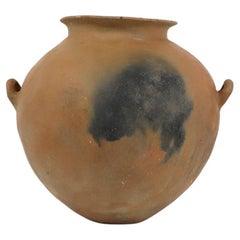 Ancient Barro Pot #3 from Mexico, Circa 1940
