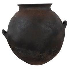 Ancient Barro Pot #4 from Mexico, Circa 1940