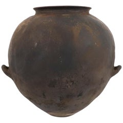 Ancient Barro Pot #5 from Mexico, Circa 1940