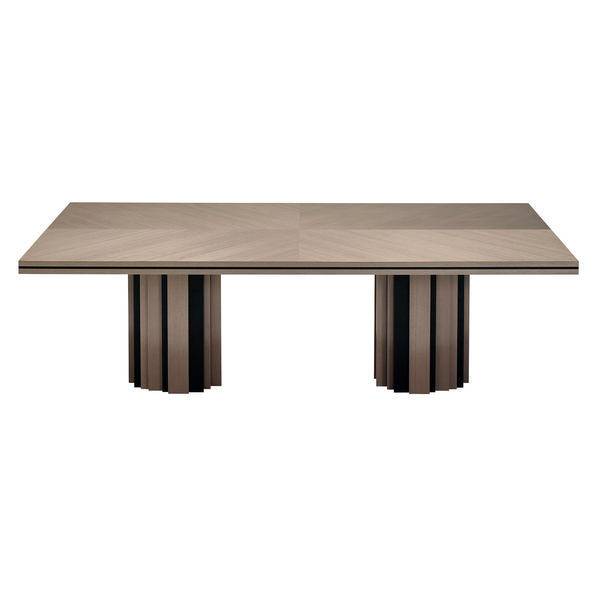 GINGER Wood Dining Table