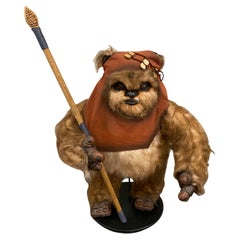 Life Size Wicket Ewok Figure, Edition of 50 Pieces, Star Wars Photo Requisite