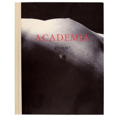 Academia Qui Es-Tu by Edited by Axel Vervoordt, 1st Ed