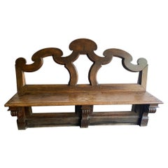 Chateau Bench, France, 18th Century