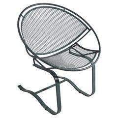 Cantilevered Salterini Radar Chair by Tempestini