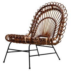 Wicker Basketware Lounge Chair by Janine Abraham and Dirk Jan Rol-2