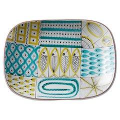 Dish Designed by Stig Lindberg
