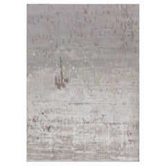 Doris Leslie Blau Collection Contemporary Hand Knotted Silk Area Rug