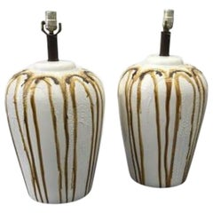 Pair of Lamps, 1970s