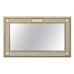 Amore in Biscuit Rectangular Mirror