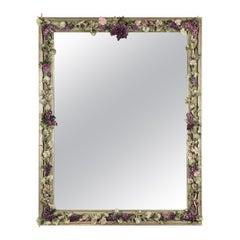 Tralcio d'Uva Rectangular Mirror