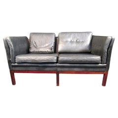 Vintage Modern Danish Couch by Skippers Furniture