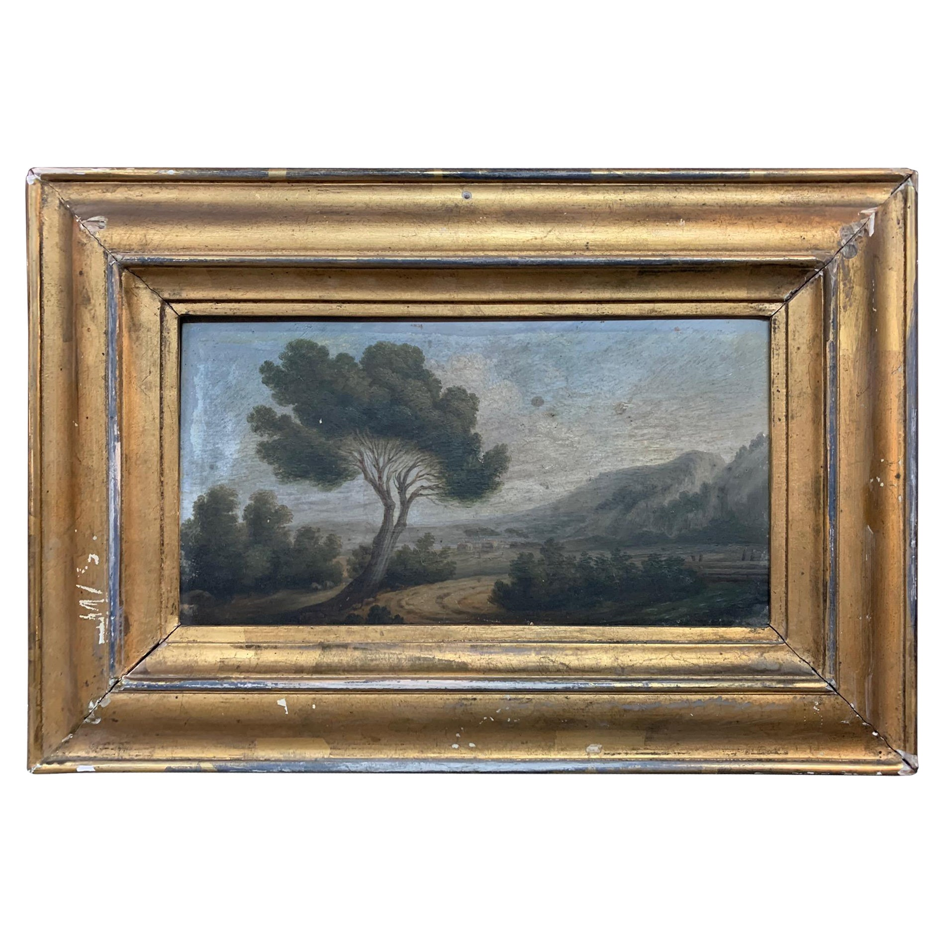 19th Century French Landscape Painting
