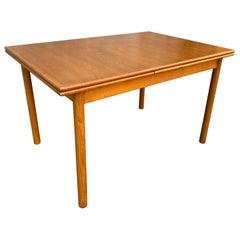 Danish Oak Refractory Dining Table
