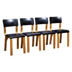 1930s Thonet Bentwood Bakelite Dining Chairs