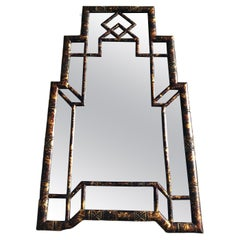 Mid 20th Century Tall Carver's Guild Mirror