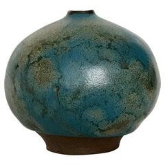 Frank Matranga Studio Pottery Weed Vase