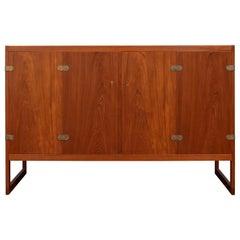 Scandinavian Modern Cabinet by Borge Mogensen