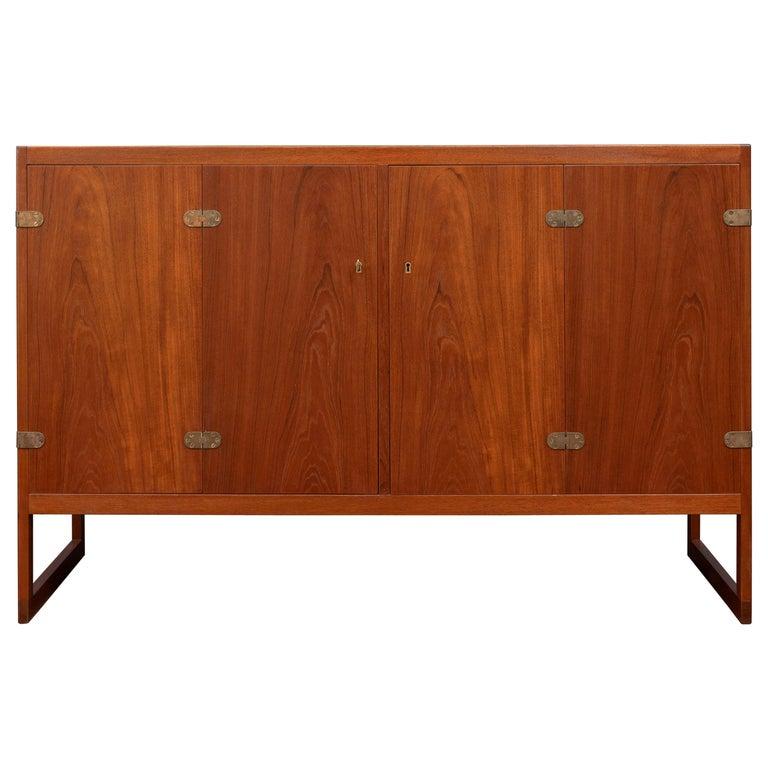 Scandinavian Modern Cabinet by Borge Mogensen For Sale