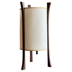 Sculptural Mid Century Table Lamp