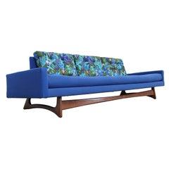 Mid-Century Modern Adrian Pearsall Craft Associates Sculpted Gondola Sofa 2408
