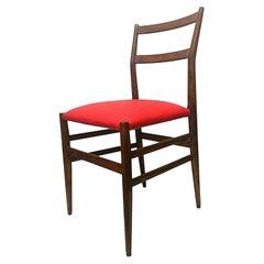 """Original """"Leggera"""" Chair, Design Gio Ponti for Cassina, 1949"""