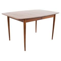 Merton Gershun for American of Martinsville Dania Mid Century Dining Table