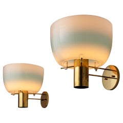 Pair of Sconces by Ostuni & Forti for Oluce