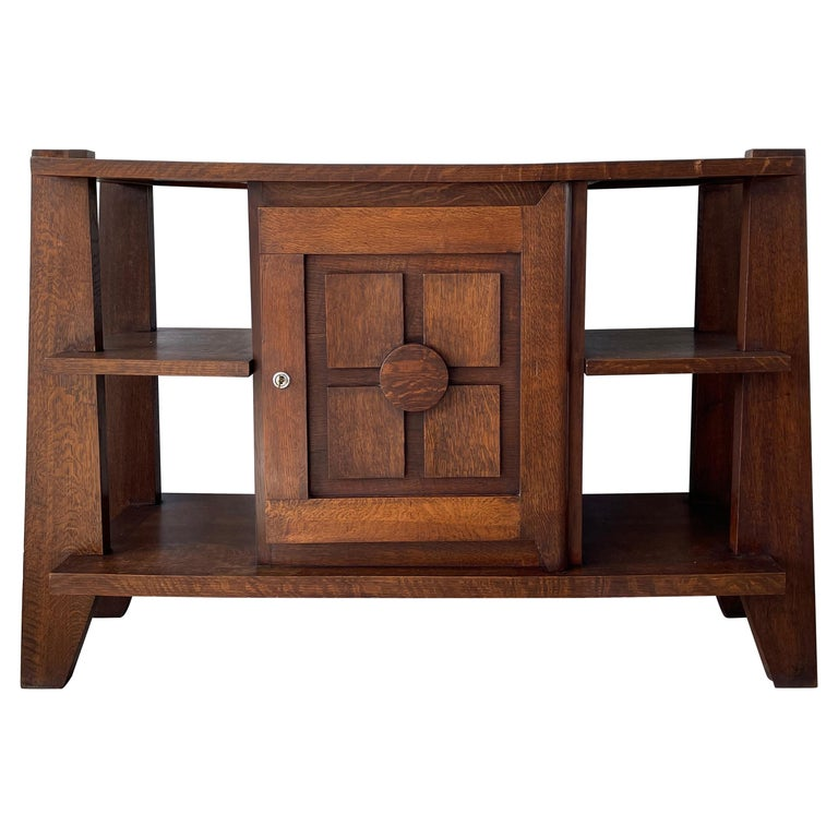 Charles Dudouyt Cabinet For Sale